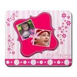 Little Princess - Collage Mousepad