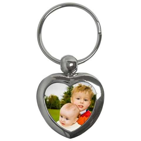 Larissa s Gift By Nora Rogers   Key Chain (heart)   059fy4ig68zv   Www Artscow Com Front