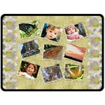 Lily (XL) Fleece Blanket - Fleece Blanket (Extra Large)
