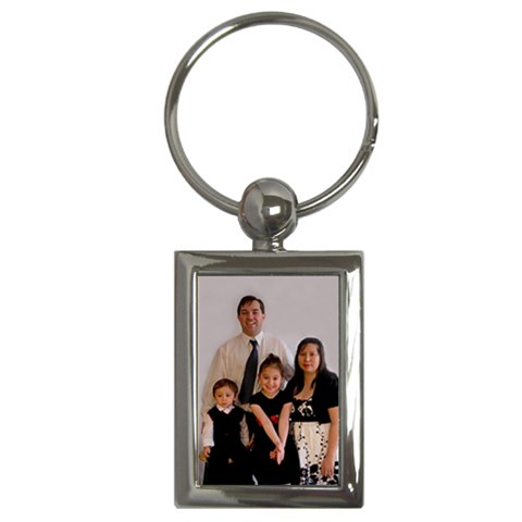 For Dad By Nora Rogers   Key Chain (rectangle)   L96bo5j031mu   Www Artscow Com Front