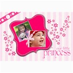 Little Princess - Canvas 12x18 - Canvas 12  x 18