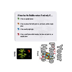 Zendo Mini Cards By Melody   Playing Cards 54 (mini)   Kaa7t7jh30tk   Www Artscow Com Front - Spade2