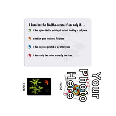Zendo Mini Cards By Melody   Playing Cards 54 (mini)   Kaa7t7jh30tk   Www Artscow Com Front - Diamond10