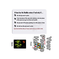Zendo Mini Cards By Melody   Playing Cards 54 (mini)   Kaa7t7jh30tk   Www Artscow Com Front - Club3