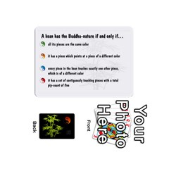 King Zendo Mini Cards By Melody   Playing Cards 54 (mini)   Kaa7t7jh30tk   Www Artscow Com Front - ClubK