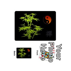 Zendo Mini Cards By Melody   Playing Cards 54 (mini)   Kaa7t7jh30tk   Www Artscow Com Back