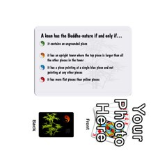 Zendo Mini Cards By Melody   Playing Cards 54 (mini)   Kaa7t7jh30tk   Www Artscow Com Front - Spade10