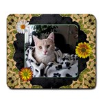 Flower Large Mousepad