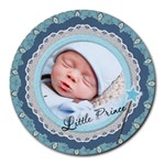 Little Prince Round Mousepad