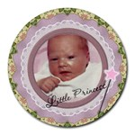Little Princess Round Mousepad