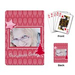 xmas - Playing Cards Single Design