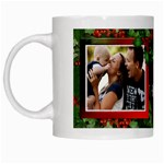 Christmas Joy Mug - White Mug