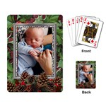 Christmas Gift Playing Cards - Playing Cards Single Design