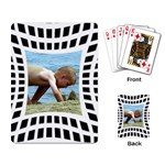 Sucked in Playing Cards - Playing Cards Single Design
