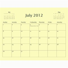 Calendar Yosemite 2012 12 Month By Karl Bralich Jul 2012