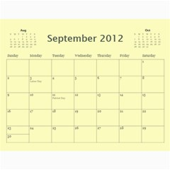 Calendar Yosemite 2012 12 Month By Karl Bralich Sep 2012