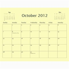 Calendar Yosemite 2012 12 Month By Karl Bralich Oct 2012