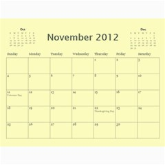 Calendar Yosemite 2012 12 Month By Karl Bralich Nov 2012