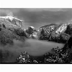Calendar Yosemite 2012 12 Month By Karl Bralich Month