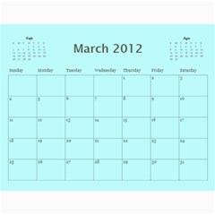 Calendar Yosemite 2012 12 Month By Karl Bralich Mar 2012