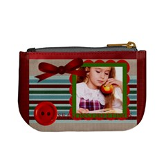 Thinksgiving By Joely   Mini Coin Purse   9pgj1ue2taot   Www Artscow Com Back