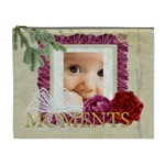 moments - Cosmetic Bag (XL)