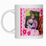Little Princess - White Mug