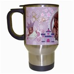 Little Princess Travel Mug - Travel Mug (White)