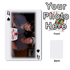 Grandpa Family Cards By Ashley   Playing Cards 54 Designs   Qfq2ghmecupy   Www Artscow Com Front - Spade4