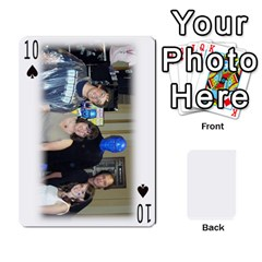 Grandpa Family Cards By Ashley   Playing Cards 54 Designs   Qfq2ghmecupy   Www Artscow Com Front - Spade10