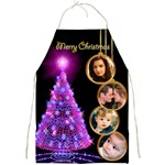 Merry Christmas Apron 1 - Full Print Apron