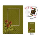 Playing Cards: Life - Playing Cards Single Design