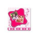 Little Princess - Magnet (Square) #1