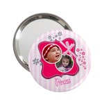 Little Princess - 2.25 Handbag Mirror #1 - 2.25  Handbag Mirror