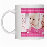 Little Princess - White Mug #3