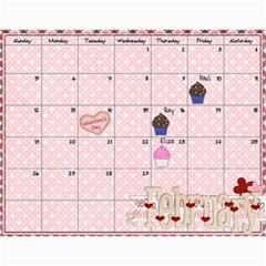 Gambell Family 2012 Calendar By Shanell   Wall Calendar 11  X 8 5  (12 Months)   4rp9v1vg3xnp   Www Artscow Com Feb 2012