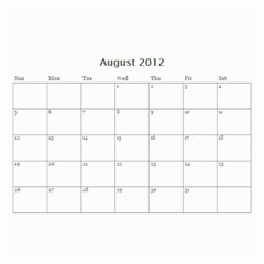 2012 Full Photo By Jody Odette   Wall Calendar 8 5  X 6    Gggdxnxkhu6t   Www Artscow Com Aug 2012