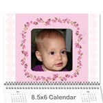 2012 Full Photo - All Sage - Wall Calendar 8.5  x 6