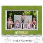 opa and oma calendar - Wall Calendar 11  x 8.5  (12-Months)