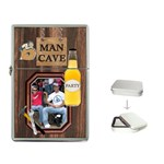 Man Cave Flip Top Lighter