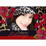 ChristmascArd2011 - 5  x 7  Photo Cards