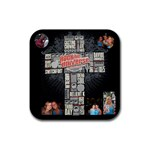 RTU coaster - Rubber Coaster (Square)