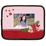 Netbook Case (XXL): Hearts