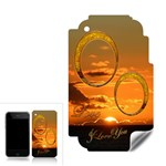 Love golden sunset Apple 3G skin - Apple iPhone 3G 3GS Skin