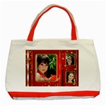 Friends Party Tote (red) - Classic Tote Bag (Red)