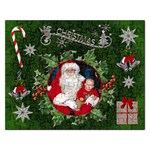 Christmas Rectangle Jigsaw Puzzle - Jigsaw Puzzle (Rectangular)