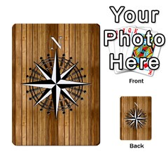 Jellydrifters1 By Pierre   Multi Purpose Cards (rectangle)   Ij0v9z2zgpad   Www Artscow Com Back 9