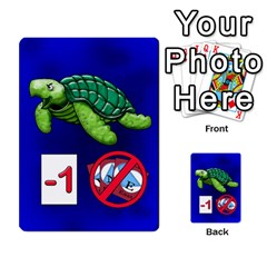 Jellydrifters1 By Pierre   Multi Purpose Cards (rectangle)   Ij0v9z2zgpad   Www Artscow Com Front 18
