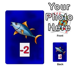 Jellydrifters1 By Pierre   Multi Purpose Cards (rectangle)   Ij0v9z2zgpad   Www Artscow Com Front 27