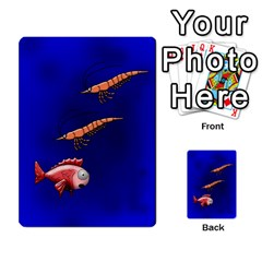 Jellydrifters2 By Pierre   Multi Purpose Cards (rectangle)   J7h8lnf09cvr   Www Artscow Com Front 14